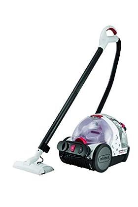 BISSELL HydroClean ProHeat Complete  Limpiadora 3 en 1, Aspirador para suelos duros, Limpiadora de alfombras y Aspiradora con filtro de agua, 1800 W