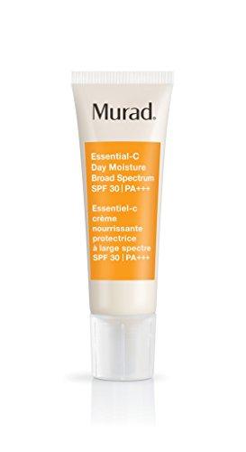 Murad, Essential-C Tägliche Feuchtigkeitscreme mit Sonnenschutz 30/PA+++, 50 ml (Serum Pigment Lightening)