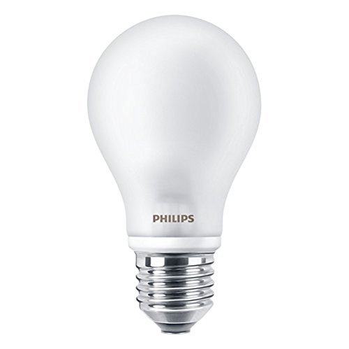 Philips LED Lampe LEDClassic 5 Watt E27 Warmweiß -