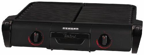 Tefal TG8008 Elektrogrill Family Black Edition (Bbq Guard Grill)