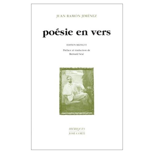 Poésie en vers (livre non massicoté et édition bilingue)