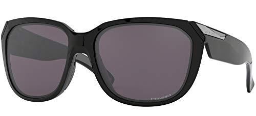 Ray-Ban Damen 0OO9432 Sonnenbrille, Mehrfarbig (Polished Black), 59