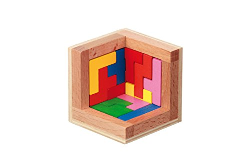 Philos 3558 - pentominos Puzzle, Difficult Parte