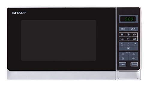 Sharp Electronics (Europe) GmbH R-242 WW QQQQQQQQQQQ, 800 W, 20 litros, Color...