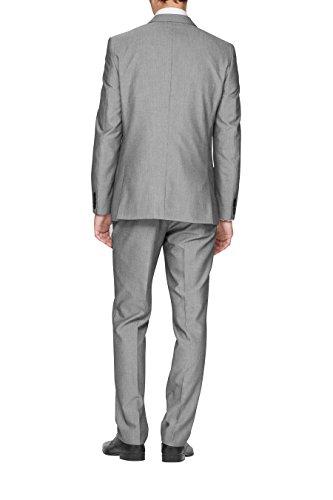 next Homme Costume: Veste Gris Clair