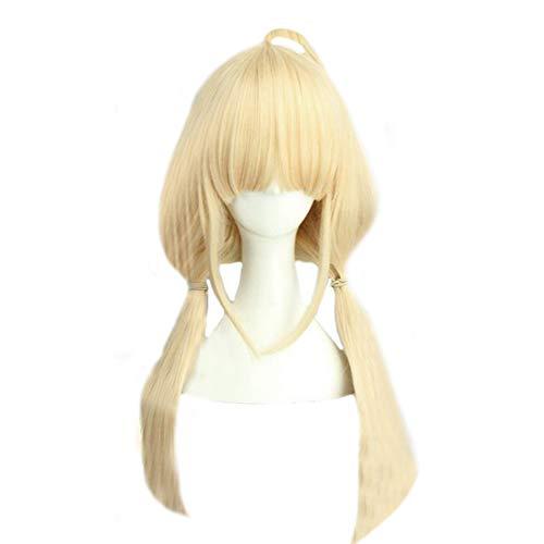 Mesky Cosplay Perücke Damen Wig Kostüme Zubehör für -