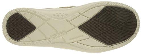 Homme on Crocs Tela Cachi Fungo Loafer Slip Luxe Walu HBXftXa