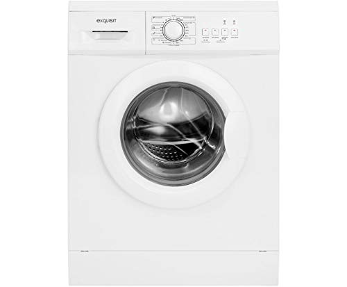 Exquisit WA 6010-3.1 Waschmaschine Freistehend Weiß Neu