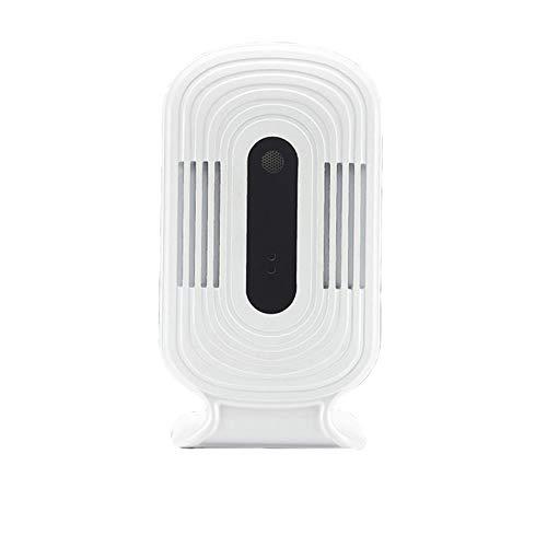 czos88 Luftqualität Tester Meter Digital Genaue Luftfeuchtigkeit Smart Monitor Professionelle Analysatoren Temperatur Durable Detektor WiFi Sensor Tragbare Formaldehyd(JQ-300) -