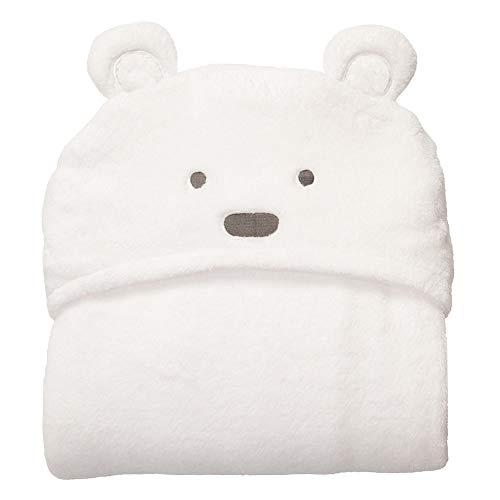Gyratedream Neugeborenes Baby Handtuch Samtdecke Quilt Mantel Baby Boy Girl Schlafen Decke Bettwäsche Badetuch Größe 90x 76cm Niedlich -