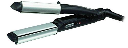 babyliss gpb007e hair straightener - 3100SNCSHTL - BaByliss GPB007E hair straightener black / silver