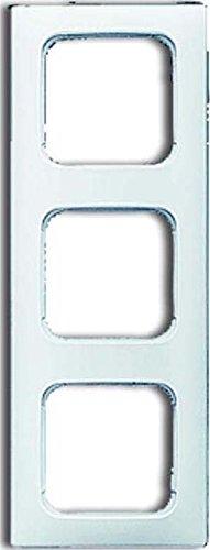 Preisvergleich Produktbild Busch-Jaeger Rahmen 3-Fach, Linear, 102, 2513-214K-102