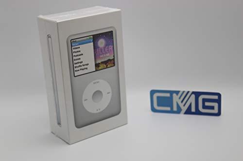 Apple iPod Classic 256 GB SSD Flash Speicher MP3 Player Musik Player (256 GB SSD, Silber)