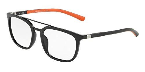 Occhiali da vista starck eyes 0sh3047 black orange 54/18/145 uomo