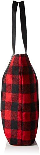 ESPRIT - 097ea1o045, Borse Tote Donna Rosso (Red)