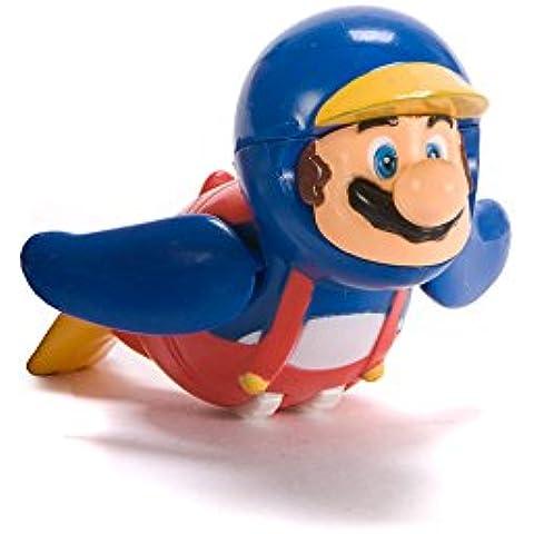 El nuevo juego de Super Mario Bros Wii Mario Pingüino Alas del aleteo Acción Mini Toy