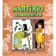Martixio asmatzailea (Mari)