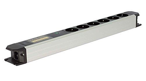 Goldkabel POWERLINE Flex OHNE Schalter 6-fach VOLLSCHUTZ