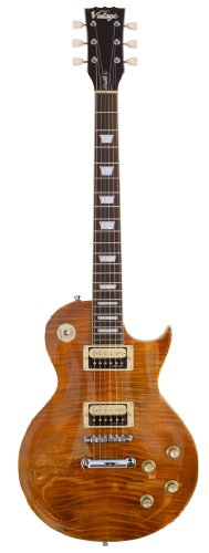vintage-paradise-series-flame-maple-electric-guitar-lp-style