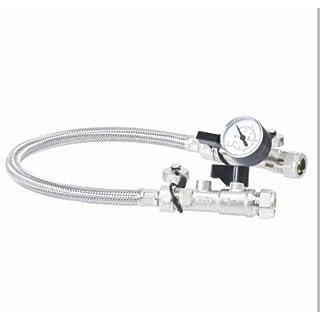 Altecnic Remote Filling Loop with Pressure Gauge