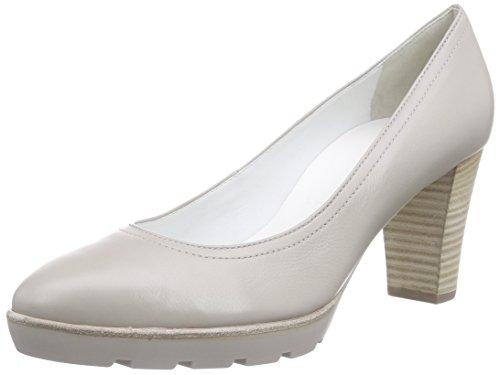 Högl 1- 10 6200, Chaussures à talons - Avant du pieds couvert femme Gris - Grau (6800)