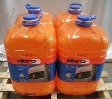 Zibro Kristal - Combustible líquido universal