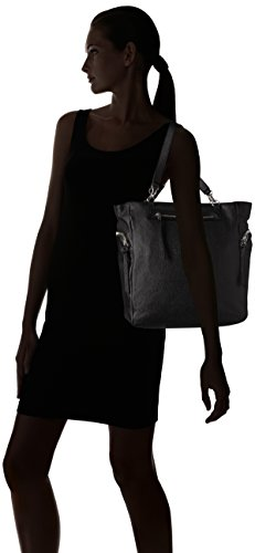Tosca Blu AFTERNOON TEA, shoppers Noir - Schwarz (BLACK C99)