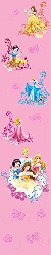 Disney Princess Exclusiv Prinzessin Blickdichte Gardine Vorhang Blackout 140x245cm EDEL