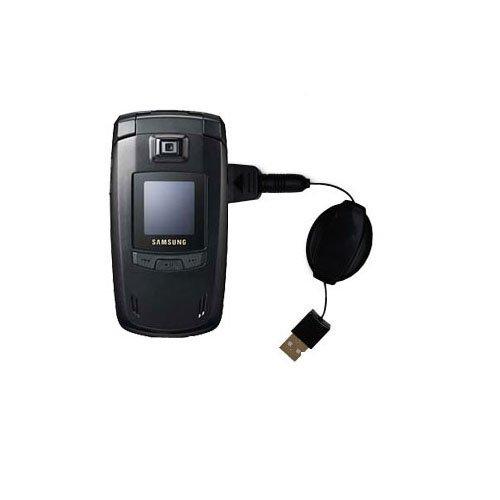 Das ausziehbare Lade über USB für Samsung SGH-E780 Erfüllt beide Funktionen