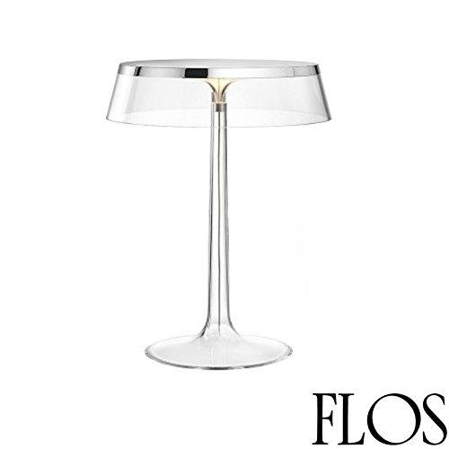Flos Bon Jour LED f1032057lámpara de mesa cromo diseño philippe starck 2015