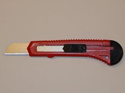 10 Cuttermesser 18 mm Cutter-Messer Teppichmesser Posten Sonderposten Klingen