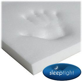 Hypnia 4 inch Memory Foam Topper, Small Double Size 4ft x 6ft3