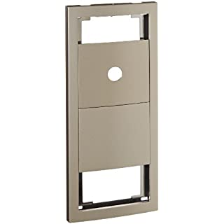 Aiphone Corporation GT-OP3 3-Module Postal Lock for GT Series, Multi-Tenant Intercom, Entrance Stations, 1 Open Module Position, Aluminum Coated by Metal Painting, 5-5/16