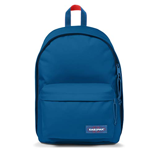 Eastpak Out of Office Sac à Dos Loisir, 44 cm, 27 liters, Bleu (Blakout Urban)