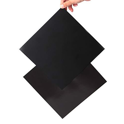 FYSETC 3D-Drucker-Klebeband, 30,0 x 30,0 cm, flexibel, magnetisch, für Reprap Creality CR-10 CR-10S MP Maker Pro - Ersatz-endschalter
