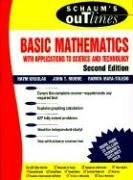 BASIC MATHEMATICS. With application to science and technology, 2nd edition