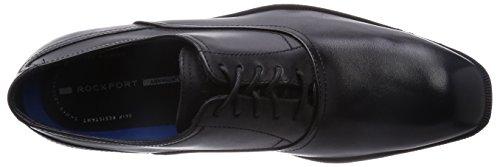 Rockport Asd Plain Toe, Derbies à lacets homme Noir (Black 1)