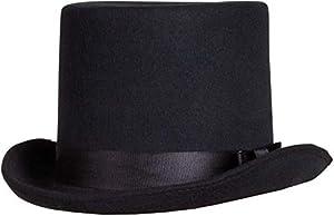Boland - Sombrero Byron para adultos, color negro, talla única (10050140)