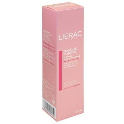 Lierac Masque Purete Crema-Mousse Purificante