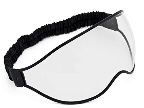 DMD Vintage Goggle Clear Visier Brille mit Band