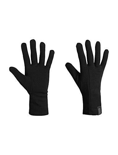 Icebreaker Herren Handschuhe Apex Glove Liners Black, L Midweight Glove Liner