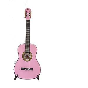Chitarra Classica 3/4 Rosa con borsa e plettri in OMAGGIO