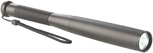 Lunartec Baseball Taschenlampe: Cree-LED-Taschenlampe, Baseballschläger-Design, 260 lm, 5W, 31cm, IP65 (Taschenlampe für unterwegs) -