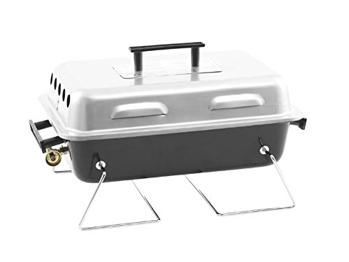 Outwell - Asado BBQ Camping Gasgrill mit Lavasteinen