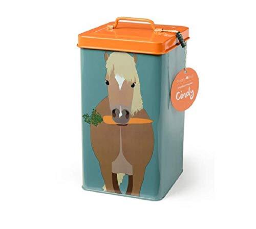 "Burgon & Ball creaturewares GCR/Pony Pet Food Aufbewahrungsdose Cindy ""Pony"