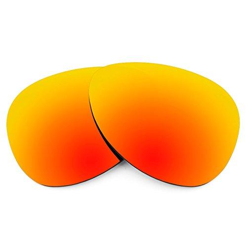 Revant Ersatzlinsen für Ray Ban RB3386 67mm Feuerrot MirrorShield®