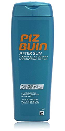 Piz Buin After Sun Soothing & Cooling Feuchtigkeitslotion, 200ml