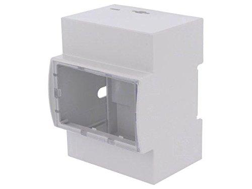 Preisvergleich Produktbild IT-25.0410000.RP3 Enclosure for computer Raspberry Pi 3 ABS grey 25.0410000.RP3