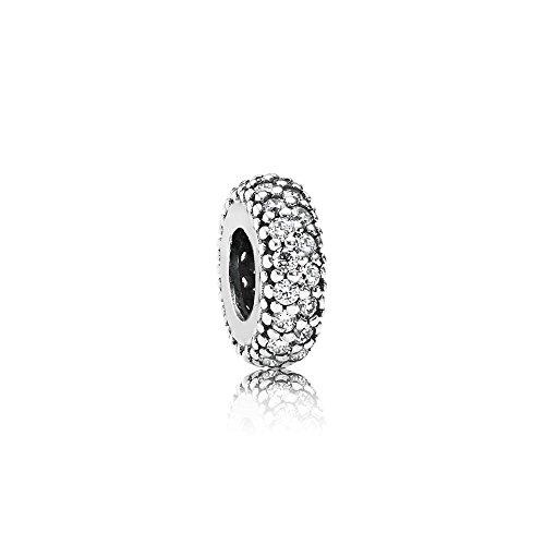 Pandora Silber Charm Pavé Inspiration 791359CZ