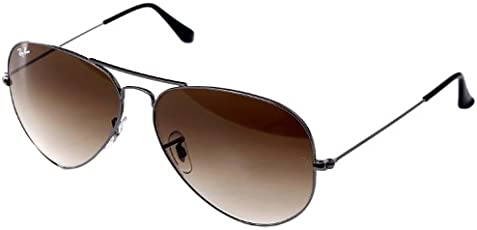 Ray-Ban Gradient Aviator Sunglasses (0RB3025004/5162)